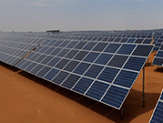 Solar power station