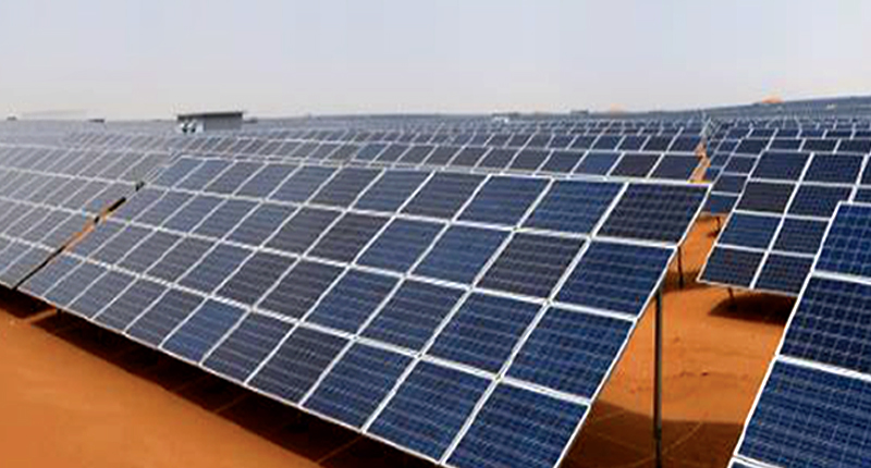 Focus on overseas developing markets and actively promote off-grid photovoltaic products